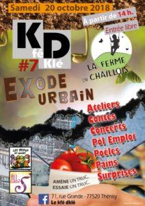 Café décalé : Exode urbain @ La Ferme du Chaillois